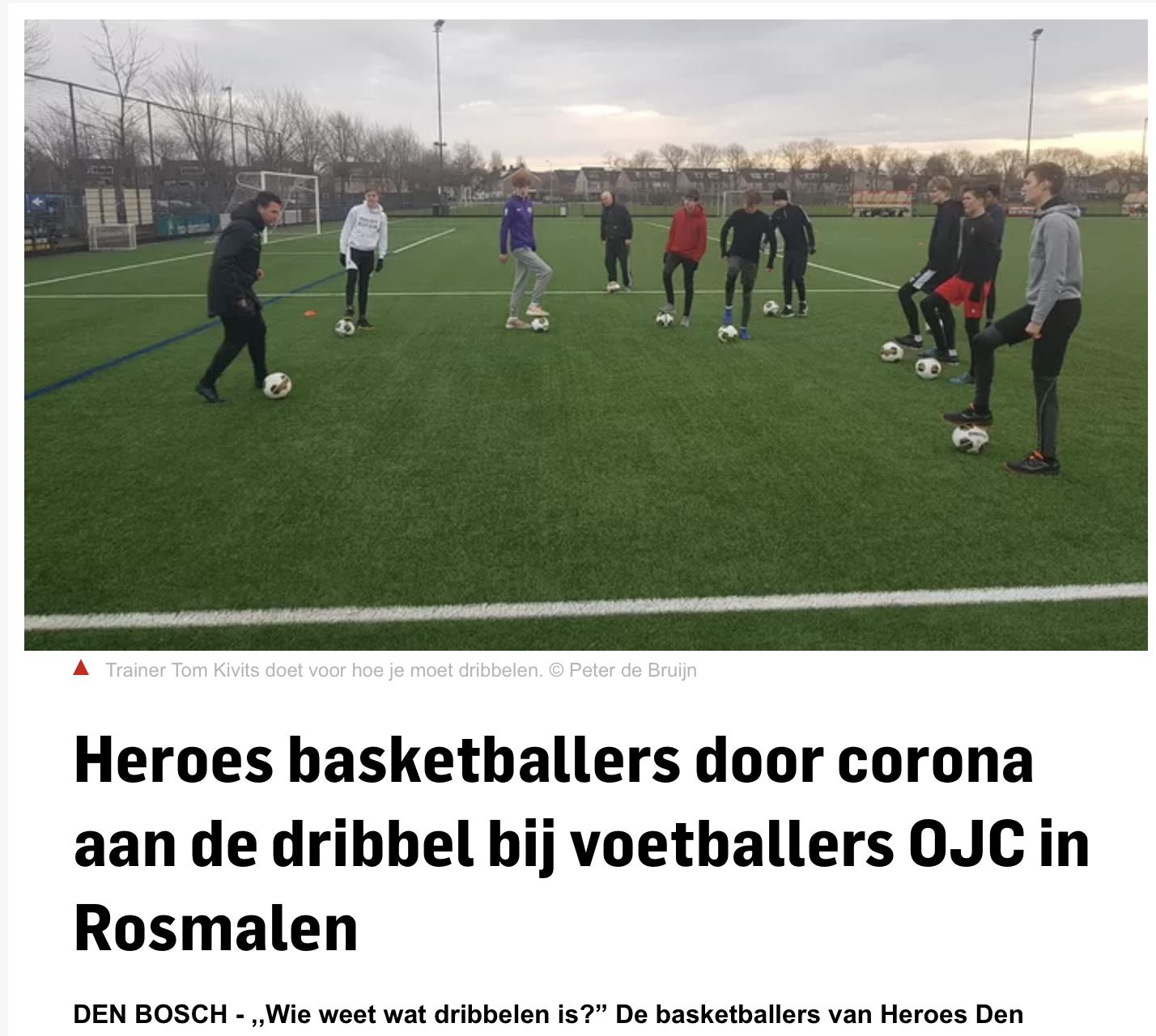 De Academy in het Brabants Dagblad